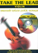 TAKE THE LEAD - BRITISH ISLE FOLK  + CD / housle