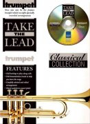 TAKE THE LEAD - CLASSICAL + CD / trumpeta