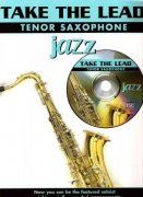 TAKE THE LEAD - JAZZ + CD / tenorový saxofon