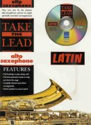 TAKE THE LEAD LATIN + CD alt sax