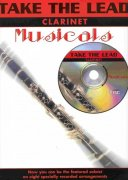 TAKE THE LEAD MUSICALS + CD  clarinet