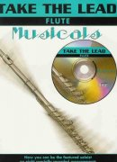 TAKE THE LEAD - MUSICALS + CD / příčná flétna