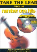 TAKE THE LEAD - NUMBER ONE HITS + CD / housle