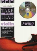 TAKE THE LEAD - SWING  + CD / housle