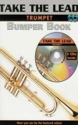 TAKE THE LEAD - BUMPER BOOK + 2x CD / trumpeta (trubka)