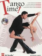 TANGO TIME ! for Accordion  +  CD / akordeon