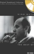 THE BEST OF NINO ROTA + CD / sólo klavír