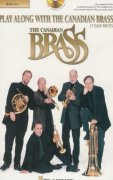 Play Along with the Canadian Brass  (easy)  lesní roh (f horn)