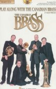 Play Along with the Canadian Brass  (easy)  trumpeta 1