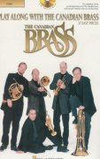 Play Along with the Canadian Brass  (easy)  + CD / tuba