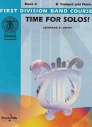 TIME FOR SOLOS BOOK 2  TRUMPET + piano doprovod