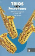 TRIOS FOR SAXOPHONES by John Cacavas