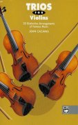 TRIOS FOR VIOLINS arranged by John Cacavas