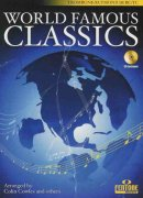 WORLD FAMOUS CLASSICS + CD / trombon BC/TC (pozoun)