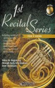 1st RECITAL SERIES + CD  lesní roh (f horn)