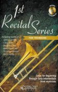 1st RECITAL SERIES + CD  trombon