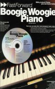 Fast Forward: Boogie Woogie Piano + CD