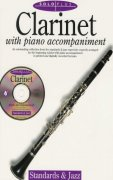 SOLO PLUS - STANDARDS & JAZZ + CD clarinet & piano