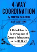 4 - WAY COORDINATION  a method book for drum set
