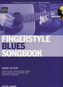 FINGERSTYLE BLUES SONGBOOK + Audio Online / kytara