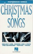 Paperback Songs - CHRISTMAS SONGS     vocal / chord