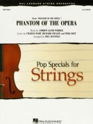 PHANTOM OF THE OPERA      string orchestra
