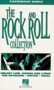 Paperback Songs - THE ROCK AND ROLL COLLECTION     vocal / chord