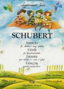 SCHUBERT - dances for children's string orchestra