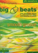 BIG BEATS - SMOOTH GROOVE + CD / alto saxofon