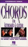 Paperback Songs - CHORDS FOR KEYBOARD & GUITAR