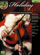 VIOLIN PLAY-ALONG 6 - HOLIDAY HITS + CD
