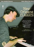 NEW ORLEANS CLASSICS + 2x CD    piano