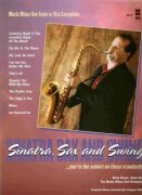 SINATRA, SAX AND SWING + CD   alto / tenor saxofon