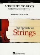 A TRIBUTE TO ELVIS      string orchestra