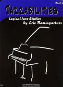 JAZZABILITIES 3 - logical jazz studies for  piano