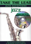 TAKE THE LEAD - JAZZ + CD / altový saxofon
