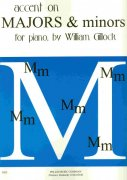 ACCENT ON MAJORS & MINORS by W.Gillock / klavír
