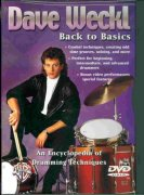 DAVE WECKL - BACK TO BASIC      DVD