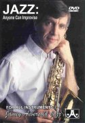 JAZZ: ANYONE CAN IMPROVISE - DVD   all instruments