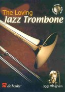 THE LOVING JAZZ TROMBONE + CD / trombon (pozoun)