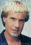 RICHARD CLAYDERMAN for easy piano / klavír