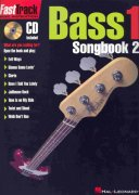 FASTTRACK -  BASS 1 - SONGBOOK 2 + CD
