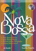 NOVA BOSSA + CD / klarinet