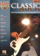 BASS PLAY-ALONG 6  -  CLASSIC ROCK + CD