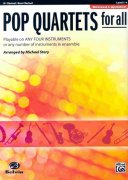 POP QUARTETS FOR ALL (Revised and Updated) level 1-4  // klarinet/bass clarinet