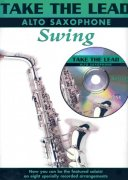 TAKE THE LEAD SWING + CD alto sax