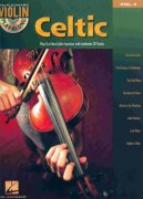 VIOLIN PLAY-ALONG 4  -  CELTIC + CD