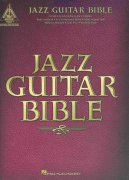 JAZZ GUITAR BIBLE / kytara + tabulatura
