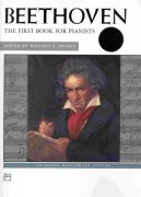 BEETHOVEN + CD   the first book for pianists