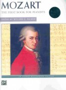 MOZART + CD   the first book for pianists